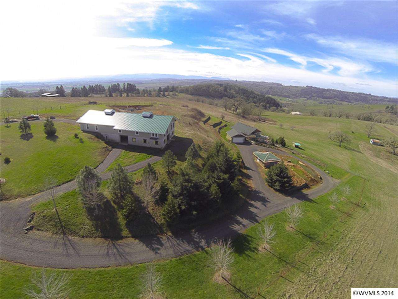 36.72 acres Mcminnville, OR
