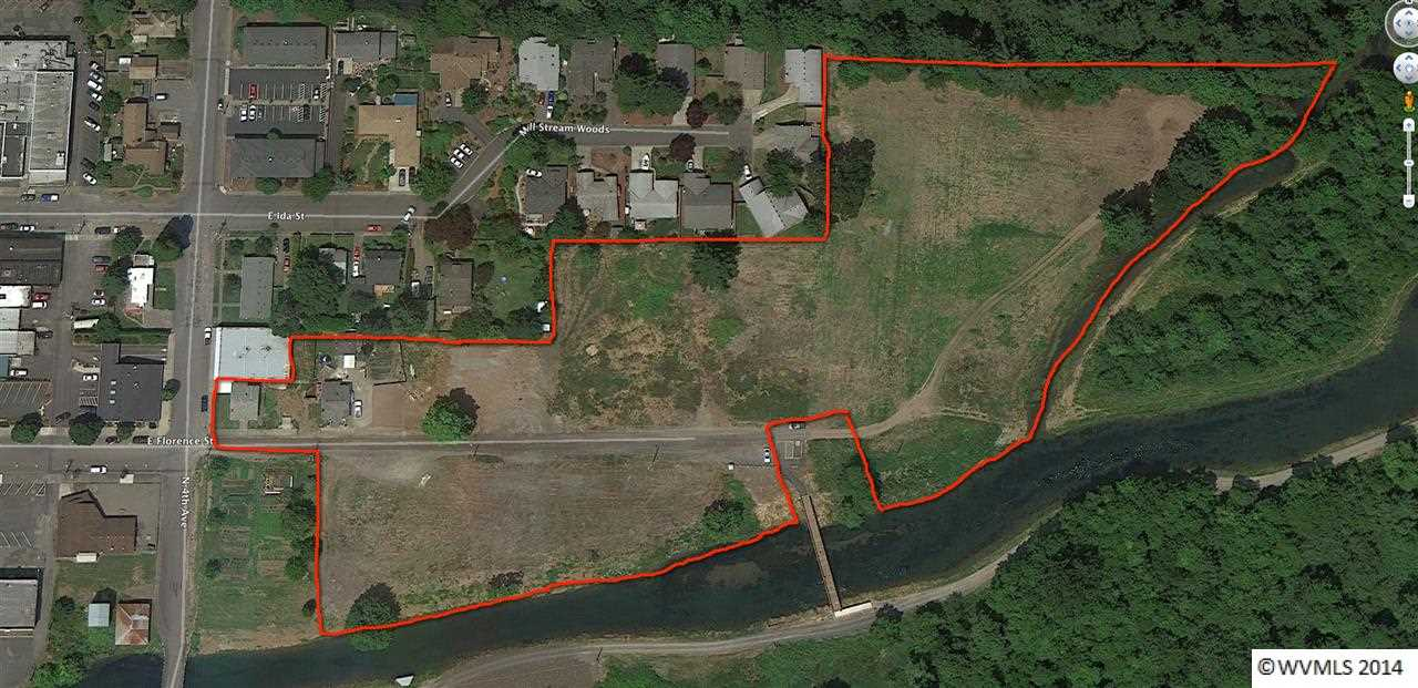 6.48 acres Stayton, OR