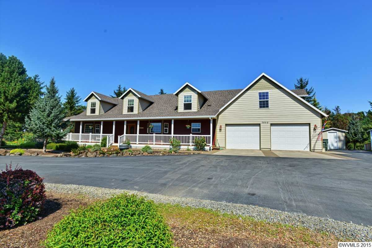 Image of Residential for Sale near Amity, Oregon, in Yamhill county: 11.85 acres