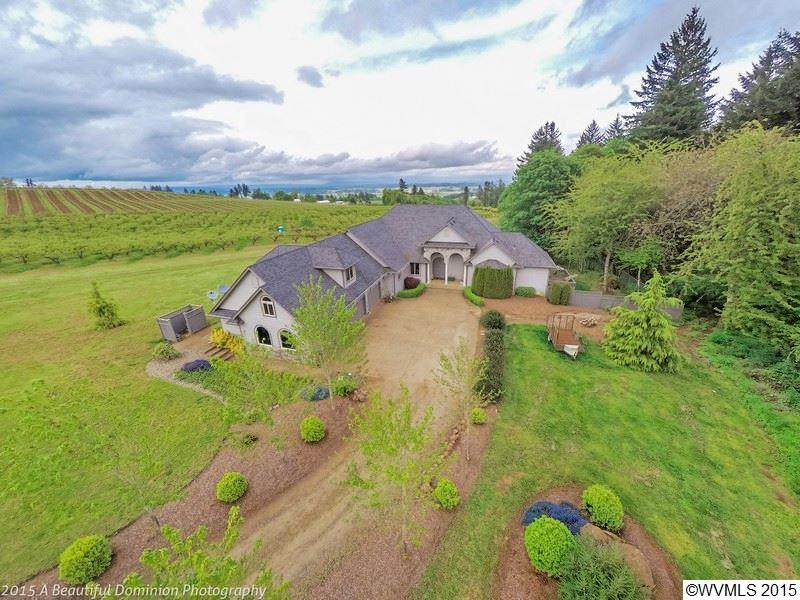 Image of Residential for Sale near Amity, Oregon, in Yamhill county: 5.00 acres