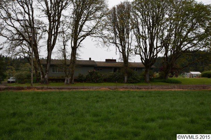 158.42 acres Scio, OR