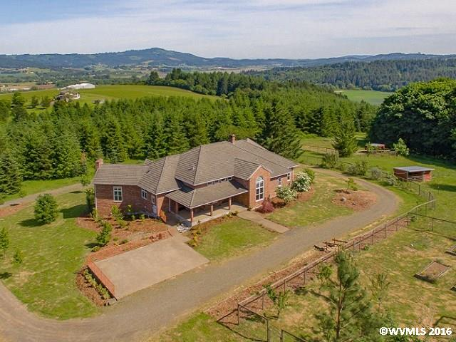 29.85 acres Gaston, OR