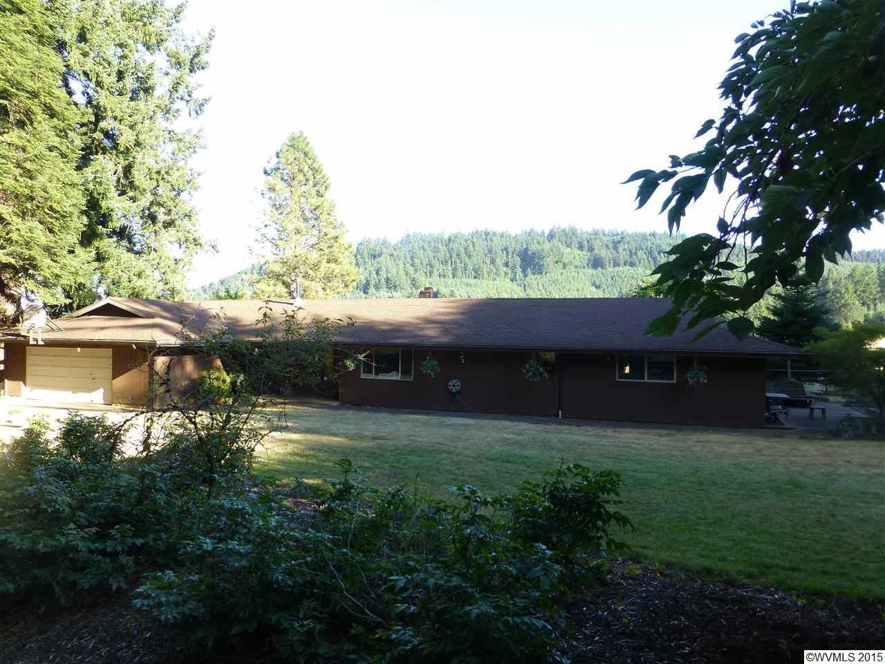 7.29 acres Corvallis, OR