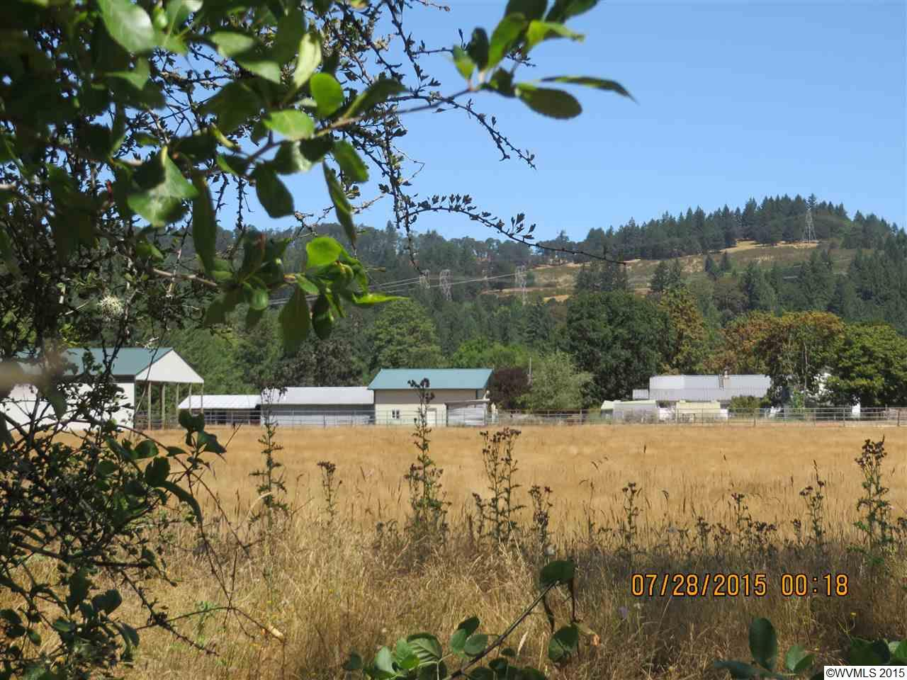 78.45 acres Scio, OR