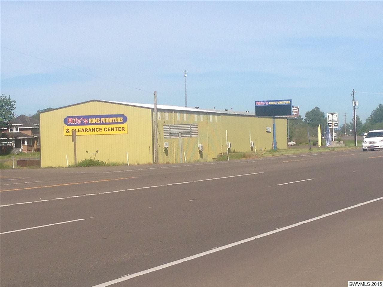 Image of Commercial for Sale near Albany, Oregon, in Linn county: 1.83 acres