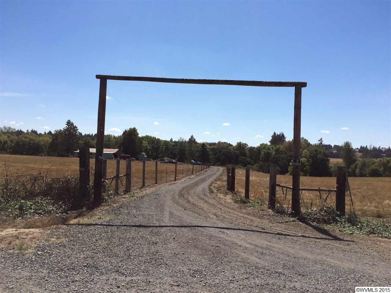 7.85 acres Scio, OR