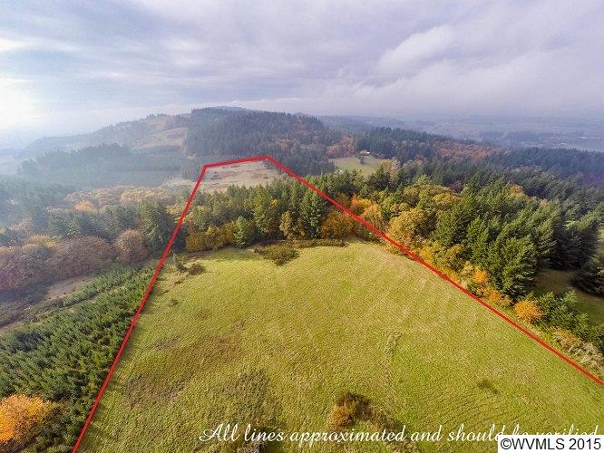 Image of Acreage for Sale near Amity, Oregon, in Yamhill county: 20.00 acres
