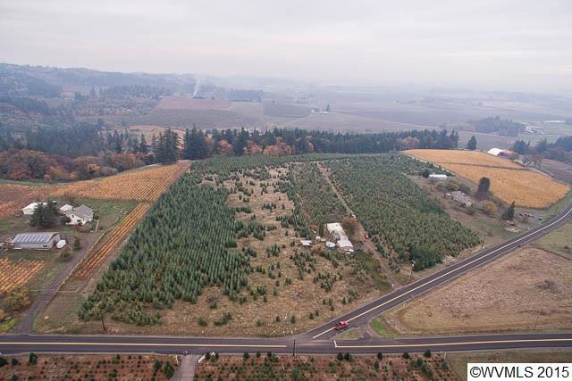 Image of Acreage for Sale near Amity, Oregon, in Yamhill county: 41.00 acres
