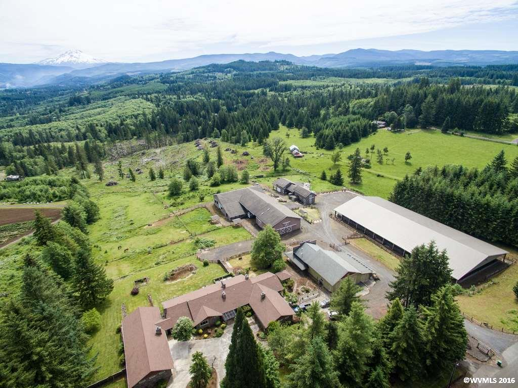 Image of Residential for Sale near Sandy, Oregon, in Clackamas County: 31.54 acres