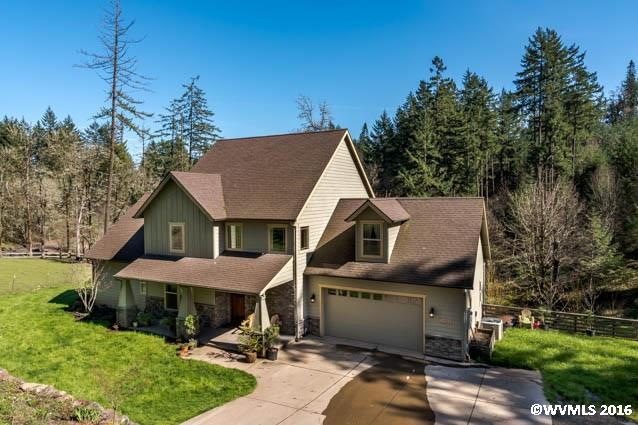 Image of Residential for Sale near Amity, Oregon, in Yamhill county: 5.40 acres