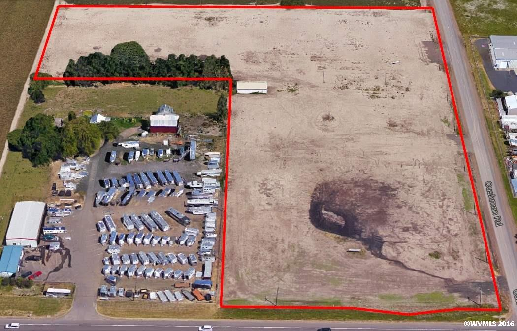 Image of Commercial for Sale near Albany, Oregon, in Linn county: 8.19 acres