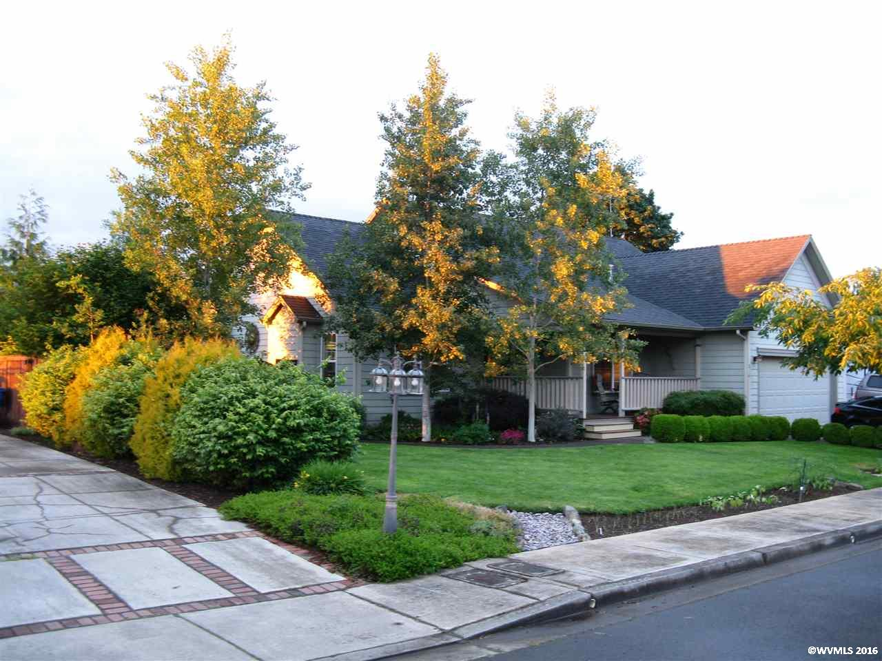 Photo of 316 SW Church St  Sublimity  OR