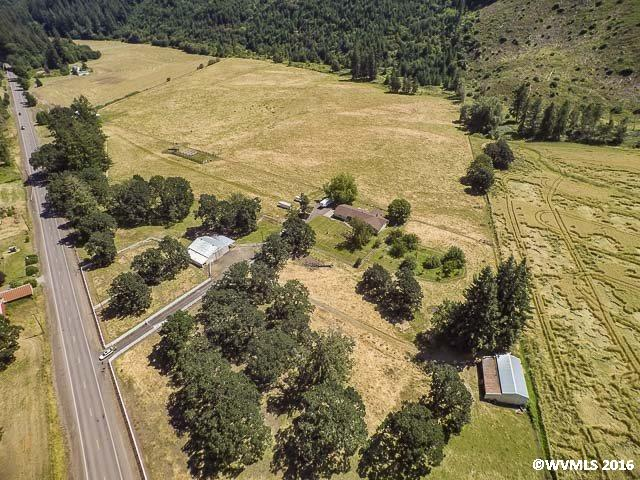 Image of  for Sale near Brownsville, Oregon, in Linn County: 62.61 acres