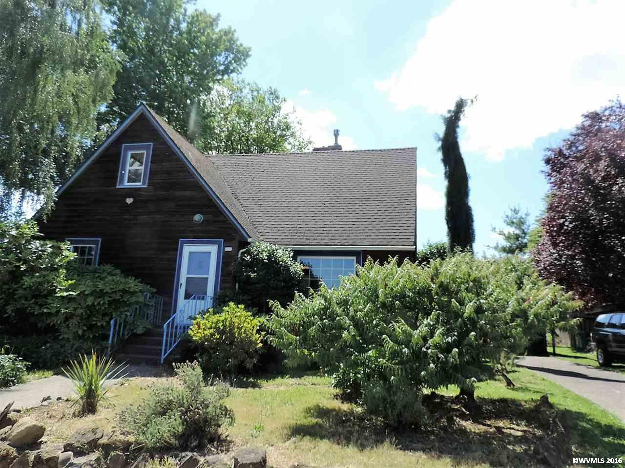Photo of 231 S Center St  Sublimity  OR