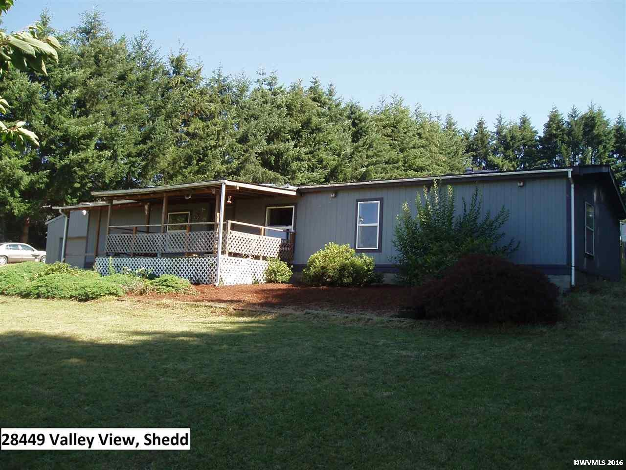 Photo of 28449  Valley View Rd  Shedd  OR