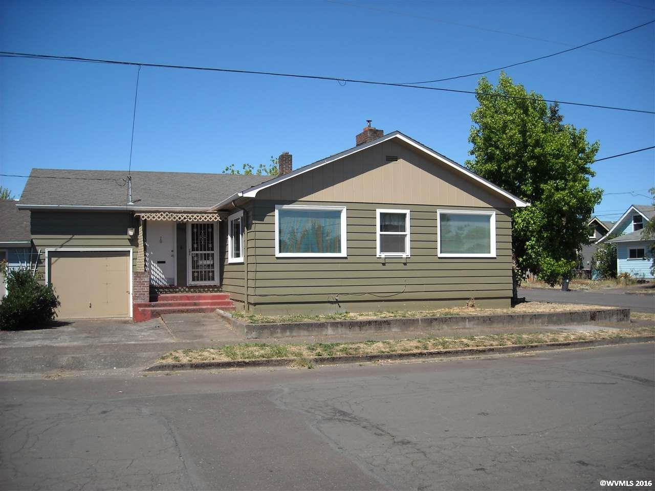 Photo of 1010  Willetta St SW  Albany  OR