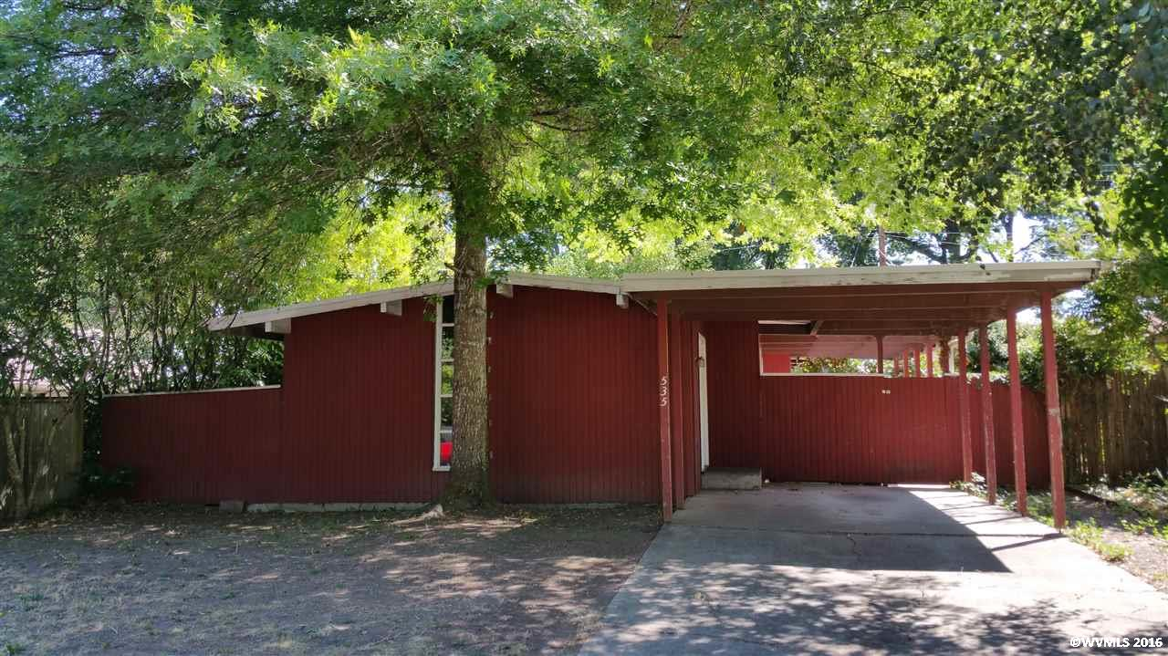 Photo of 535 NW 36th St  Corvallis  OR
