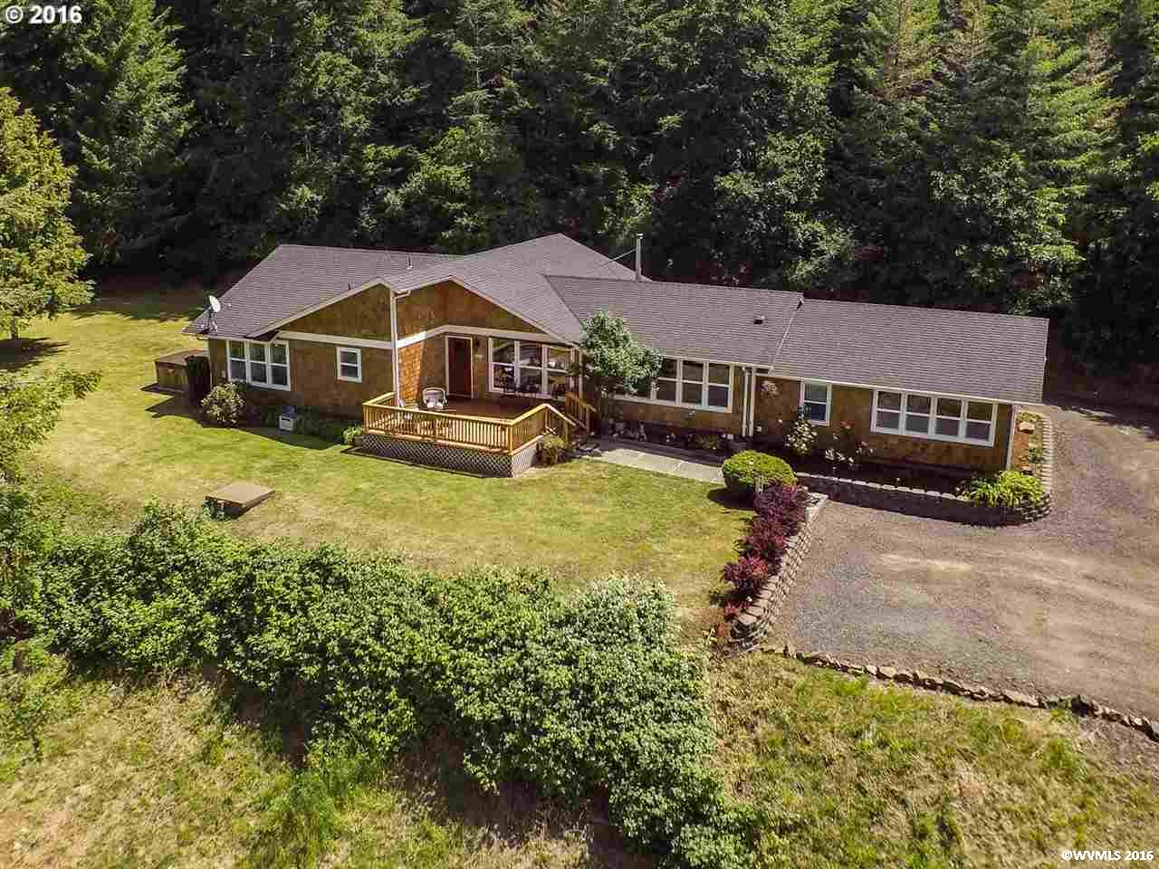 Photo of 45010 SW Hebo Rd  Grand Ronde  OR