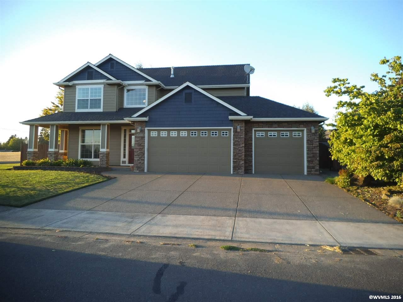 Photo of 1011 NE Magnolia Av  Sublimity  OR