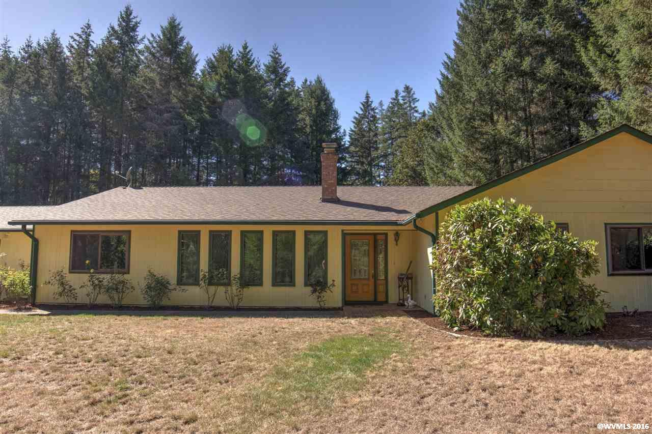 16400 Airlie Rd, Monmouth, OR 97361