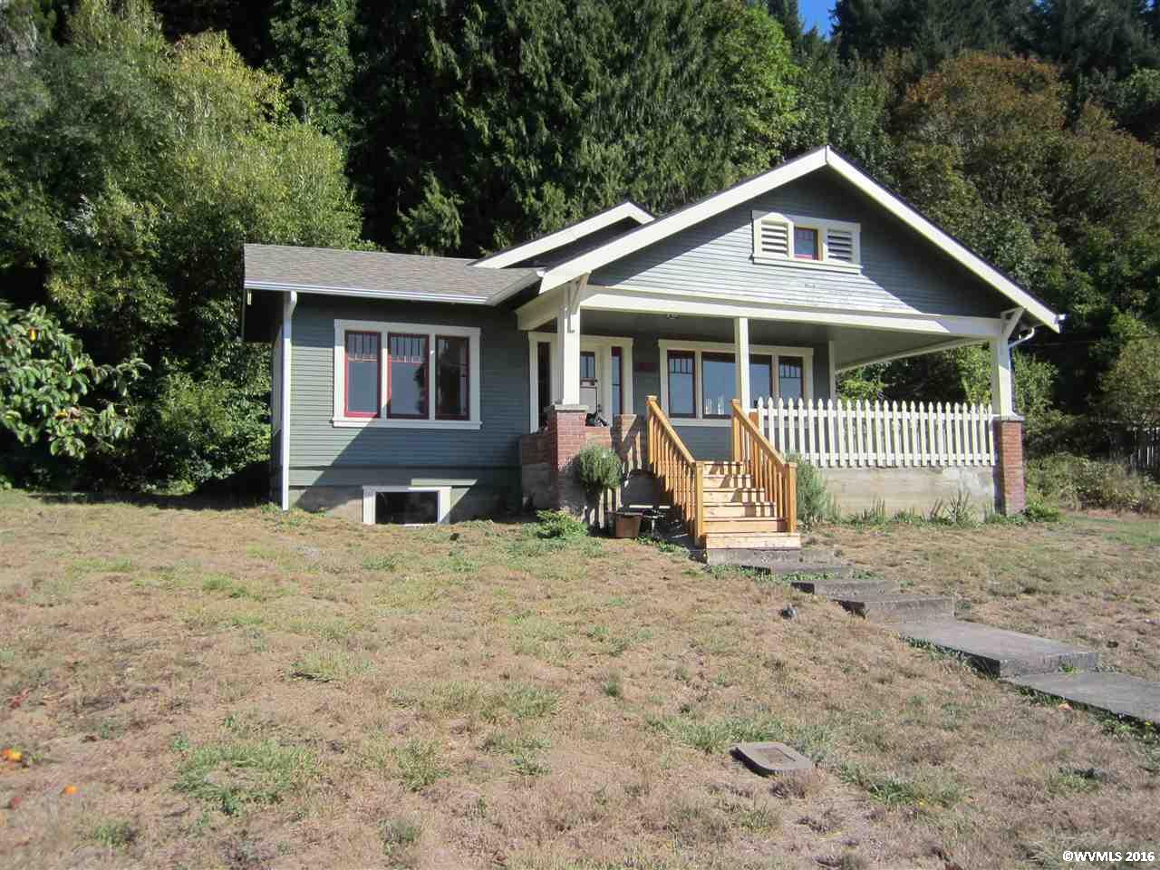 Photo of 267 E Alder St  Alsea  OR