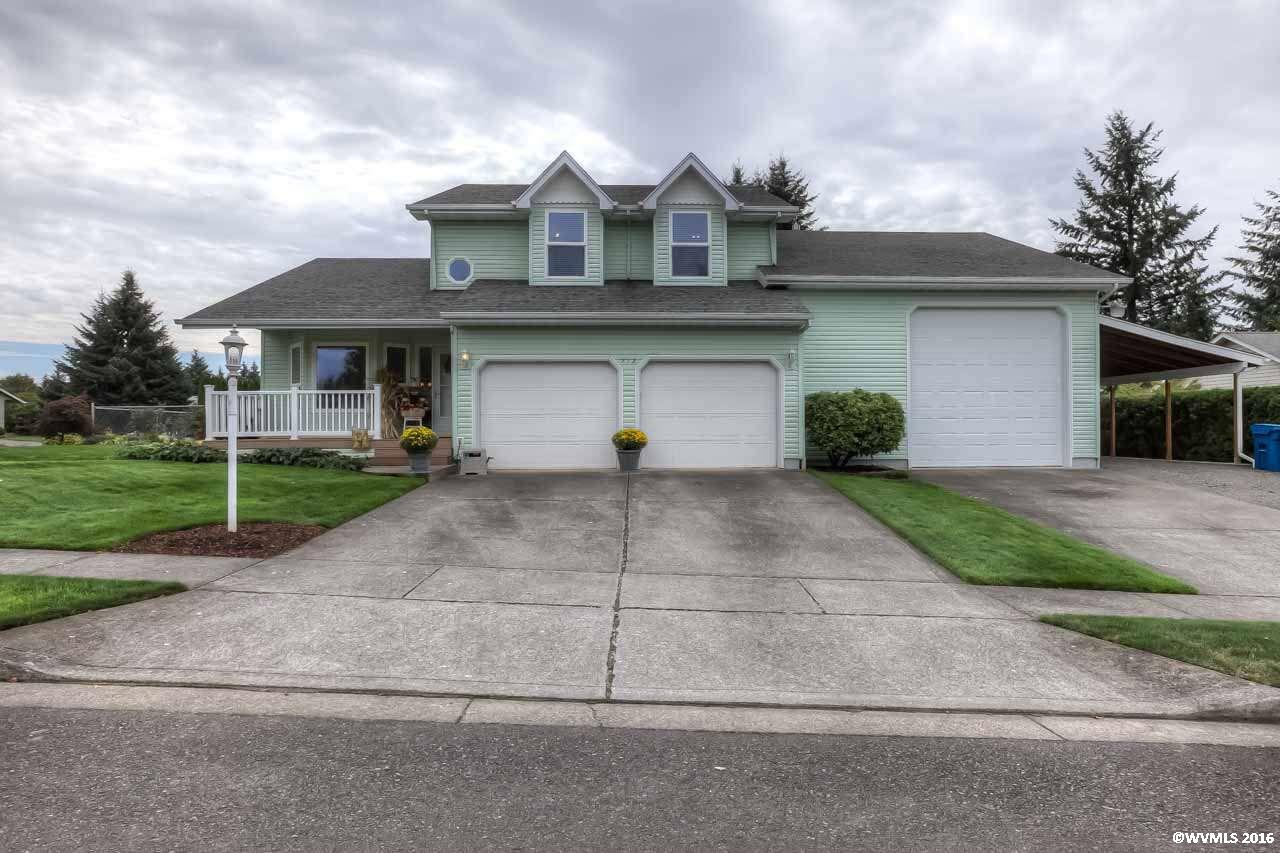 712 SW 8th St, Sublimity, OR 97385