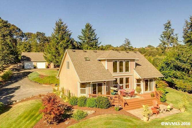 21712 SW Cherry Hill Rd, Sheridan, OR 97378