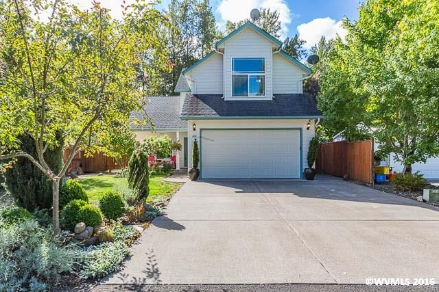 668 Calapooia Ave, Brownsville, OR 97327