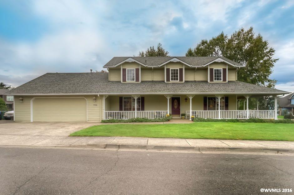 704 SW Mistmaiden Ct, Sublimity, OR 97385