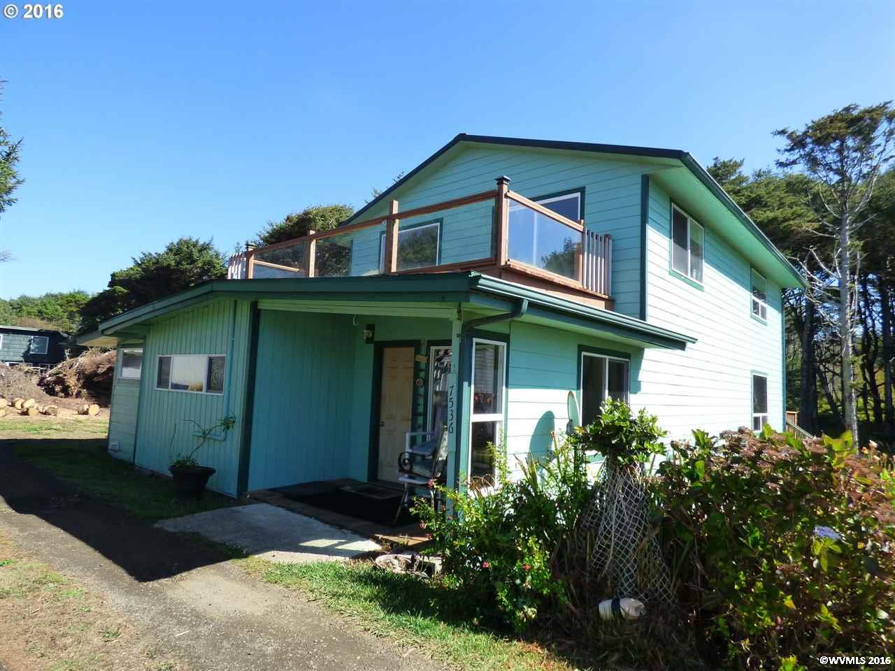 Photo of 7536 NW Finisterre Av  Yachats  OR