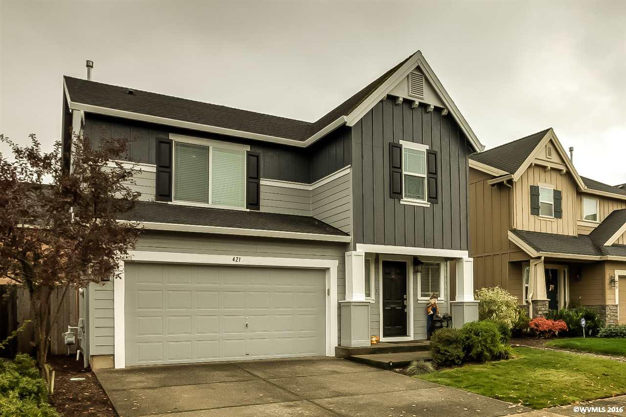 421 Derby St SE, Albany, OR 97322