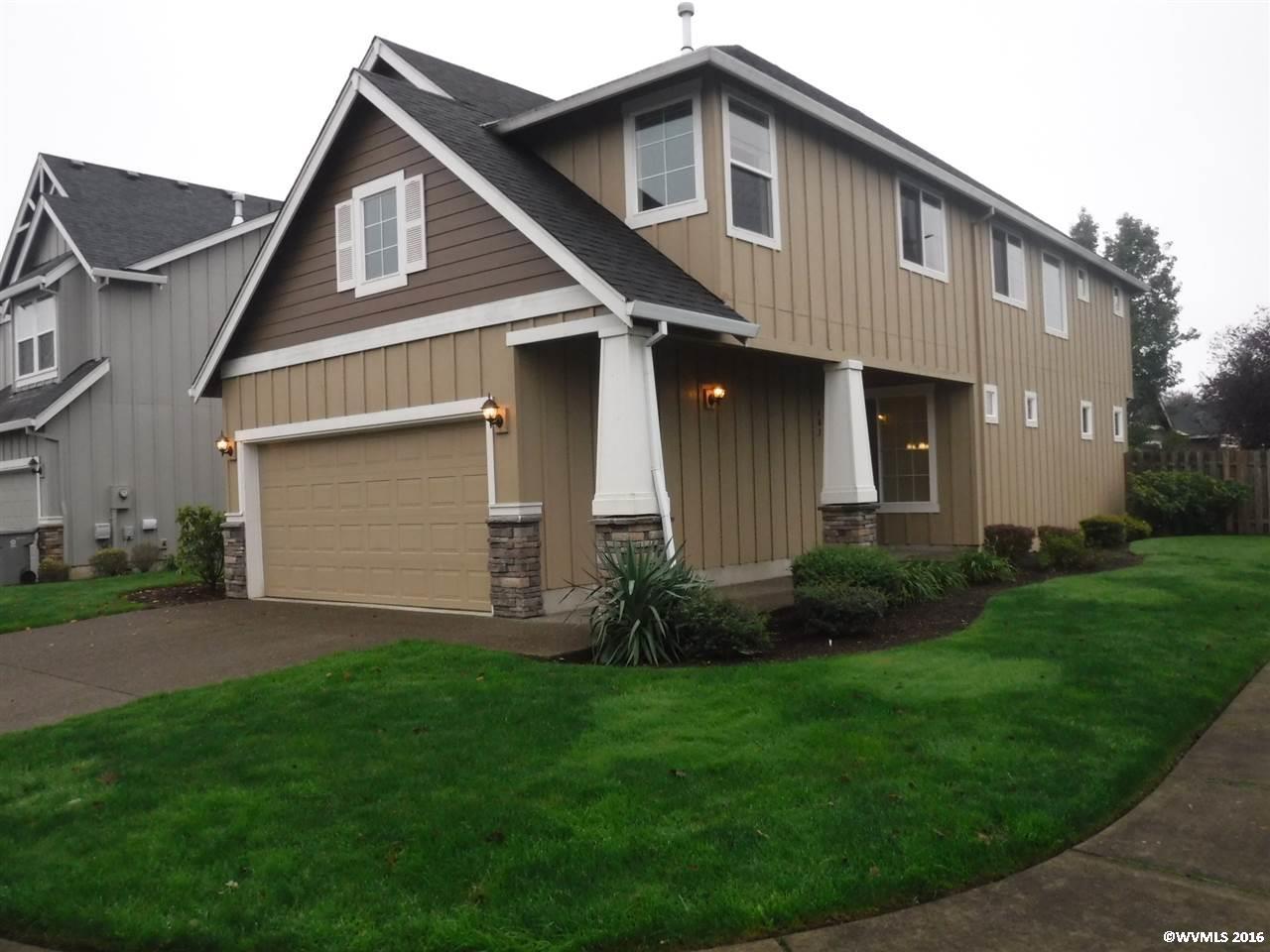 407 Clover Ridge Rd NE, Albany, OR 97322