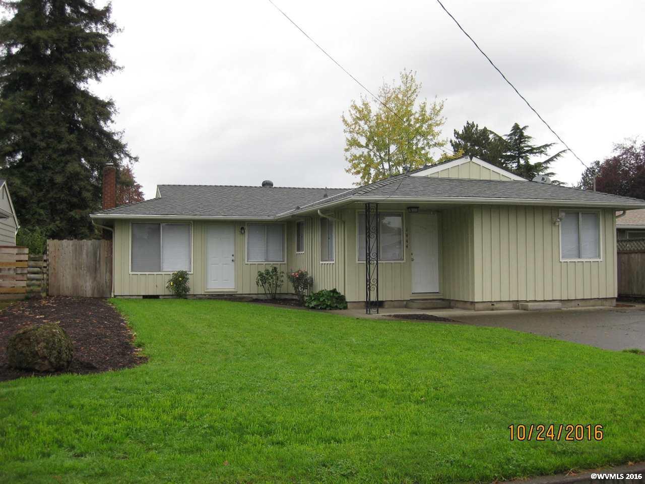 1444 Jefferson St SE, Albany, OR 97322
