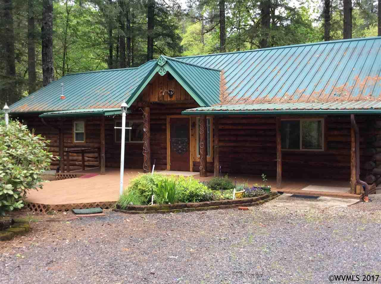 51029 Greenway Dr, Gates, OR 97346