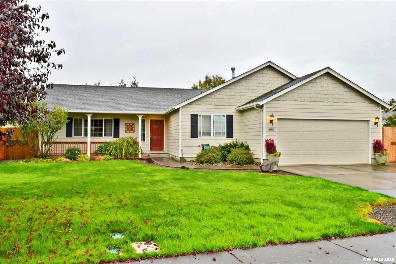 Photo of 480  Hobson St  Stayton  OR