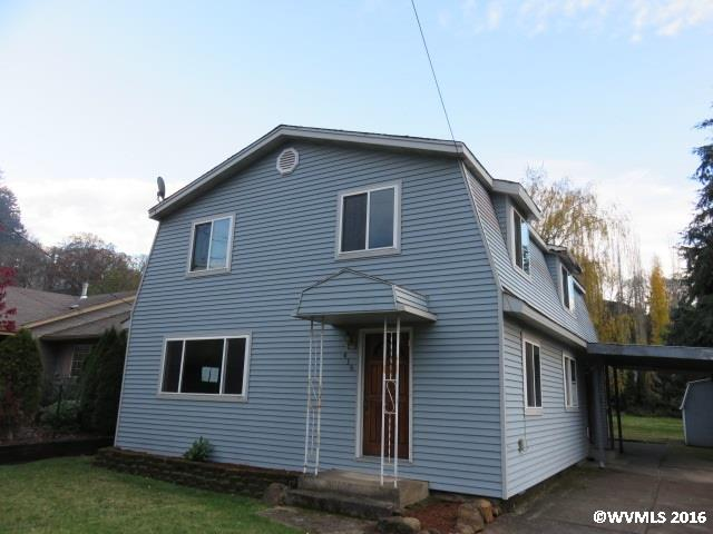 Photo of 416  Koons St  Silverton  OR