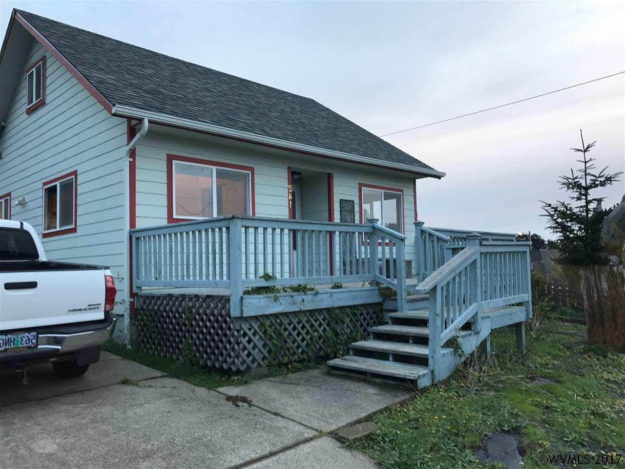 Photo of 241 E 2nd St  Yachats  OR