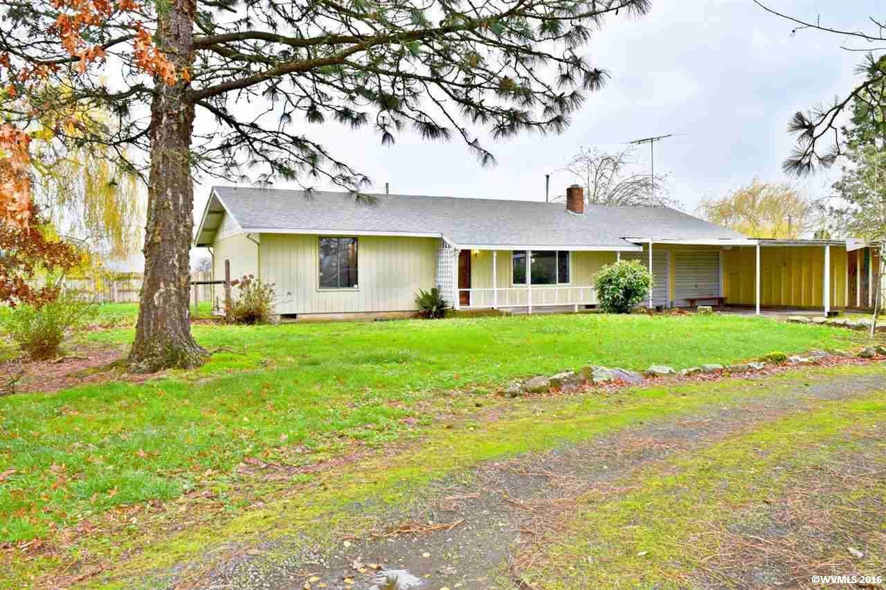 Image of  for Sale near Lebanon, Oregon, in Linn County: 4.88 acres