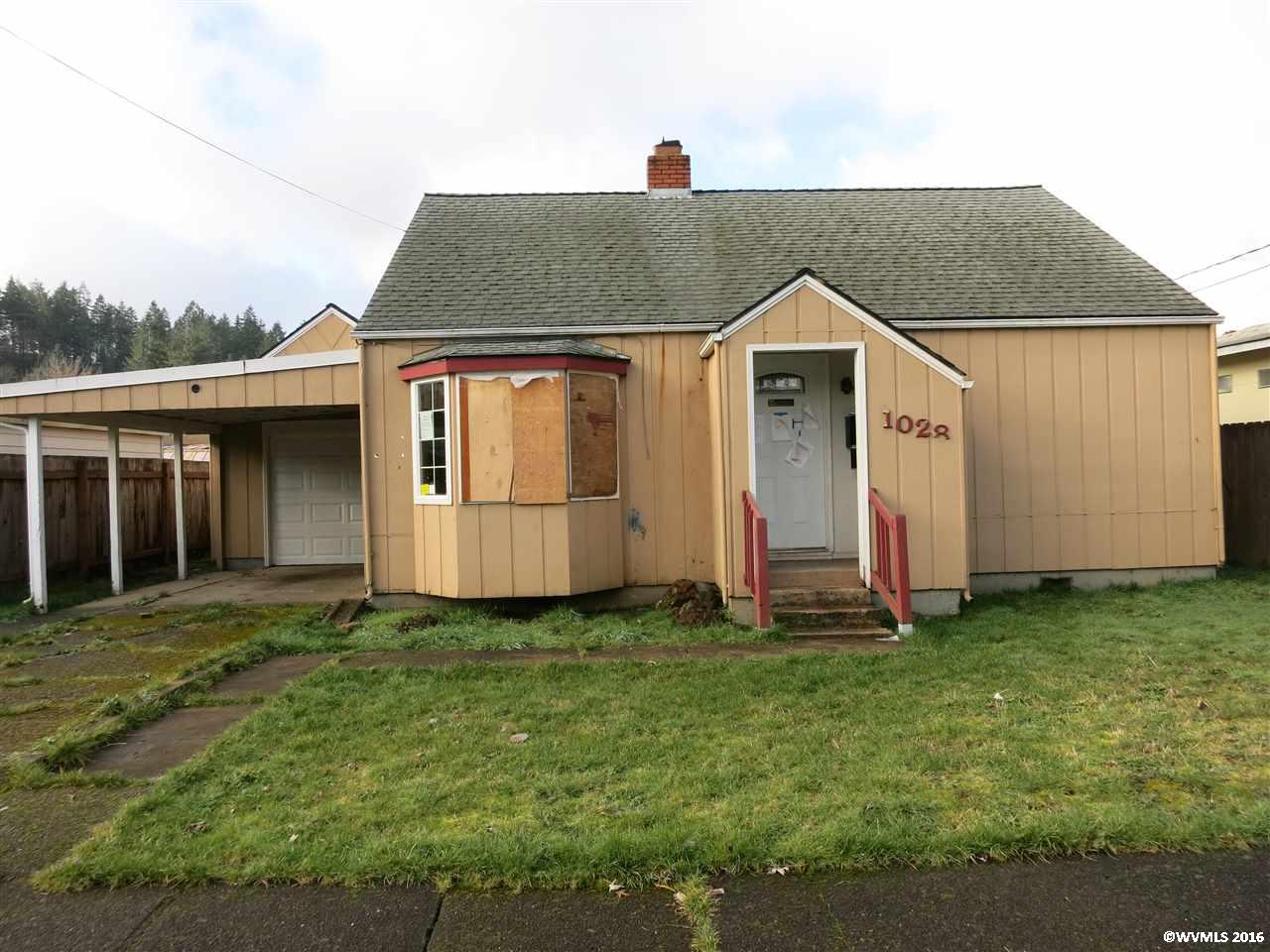 Photo of 1028  4th Ave  Sweet Home  OR
