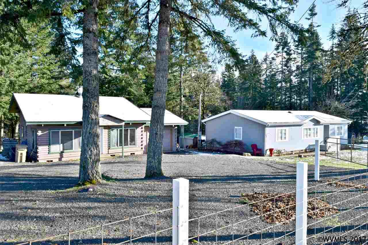 Image of  for Sale near Sweet Home, Oregon, in Linn County: 2.2 acres
