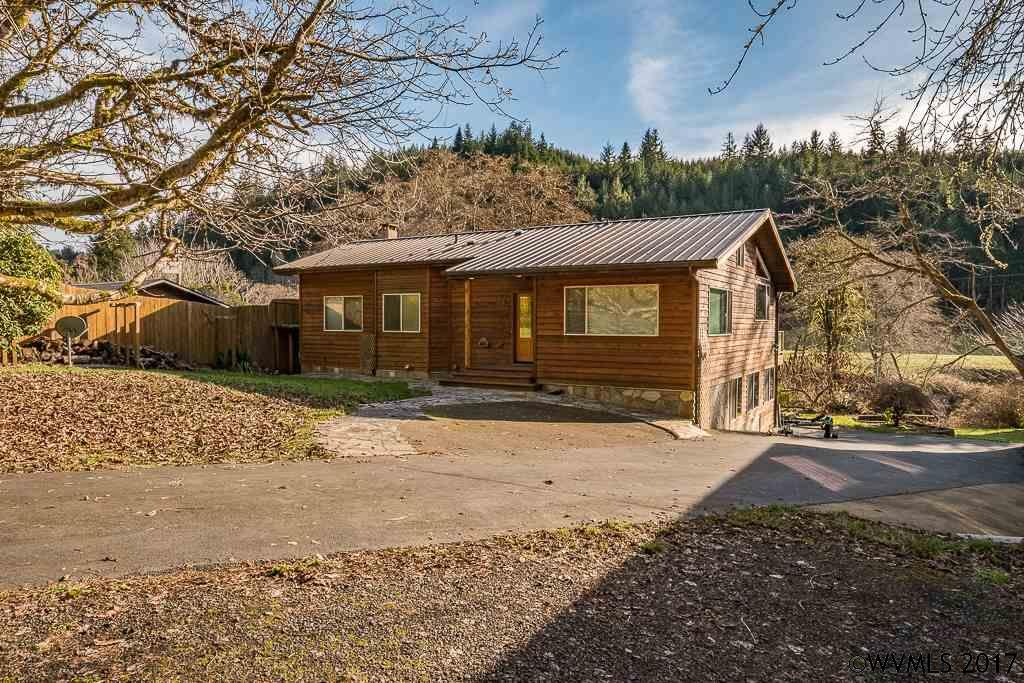11218 E Steelhead Pl, Tidewater, OR 97390