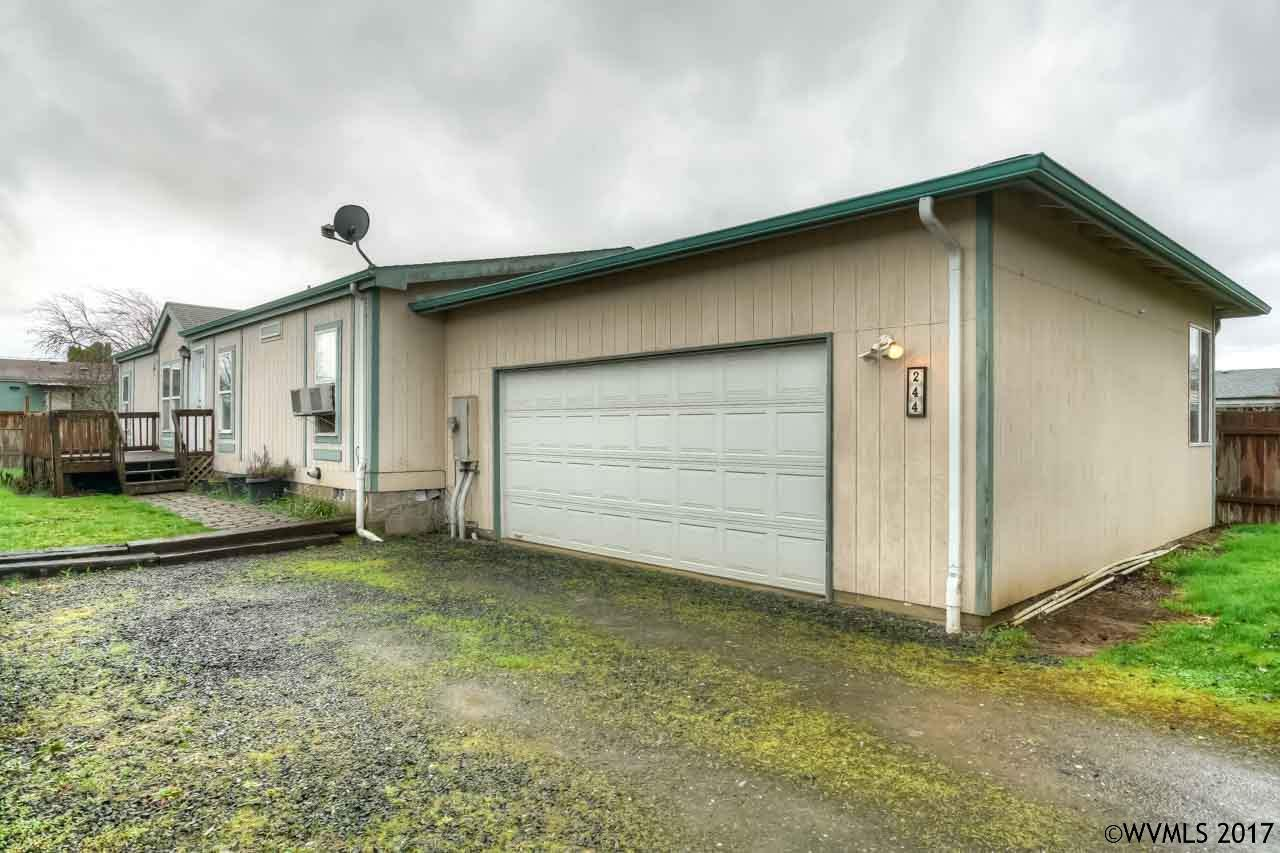 Photo of 244 N 19th St  Philomath  OR