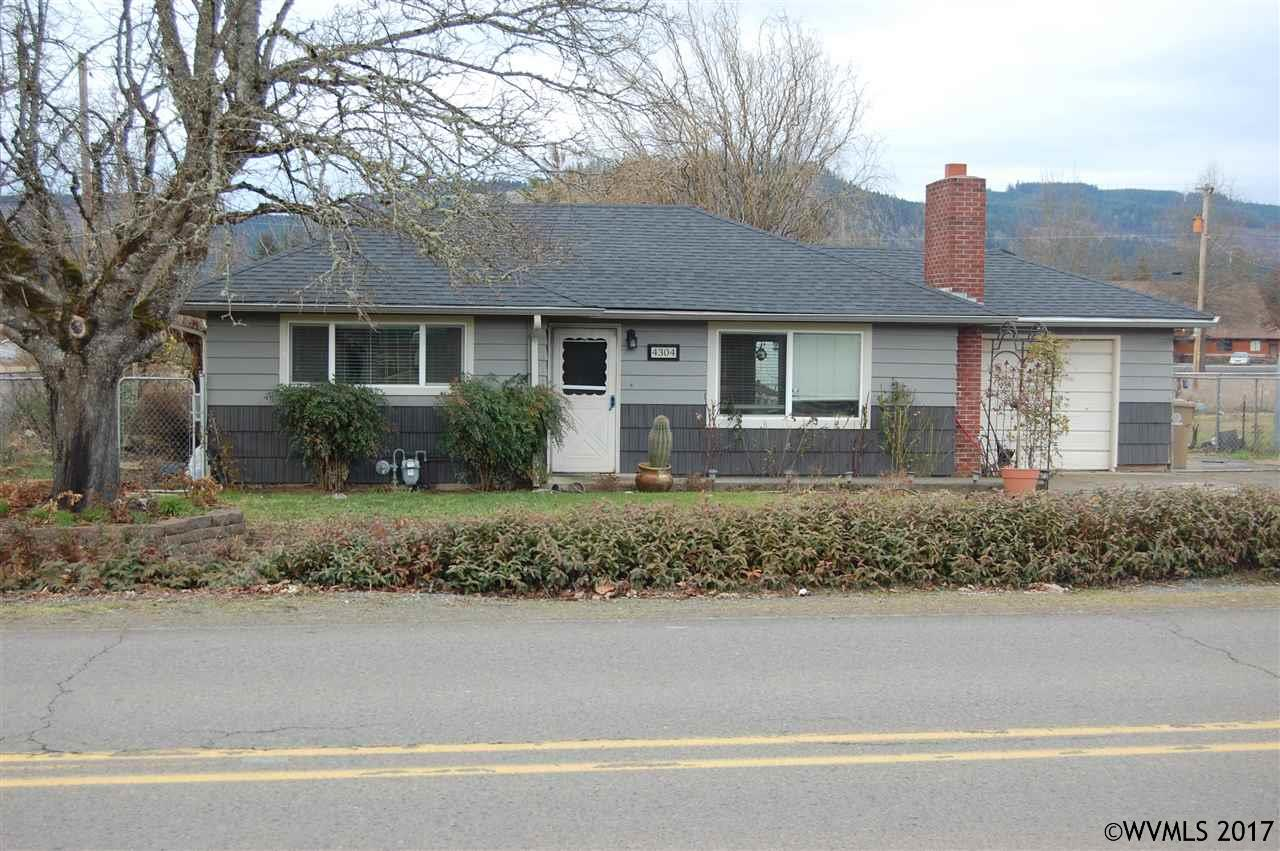 Photo of 4304  Airport Rd  Sweet Home  OR