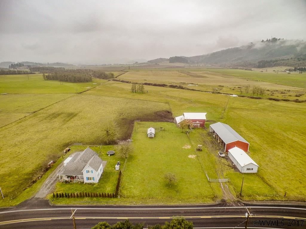 Image of  for Sale near Lebanon, Oregon, in Linn County: 89.75 acres