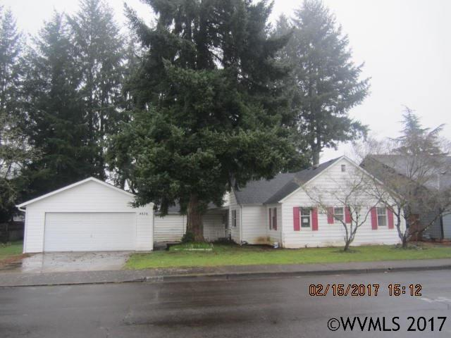 Photo of 4876  Pullman Av SE  Salem  OR