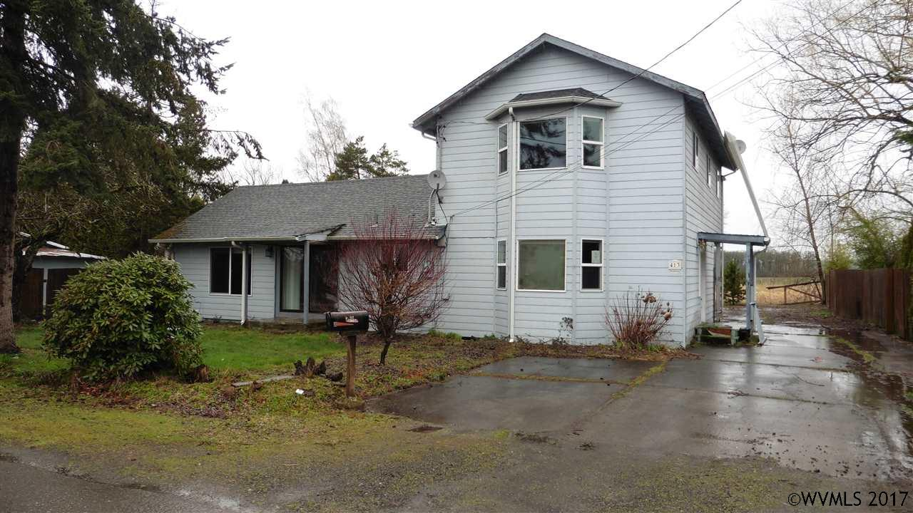 Photo of 413  Lincoln St  Silverton  OR