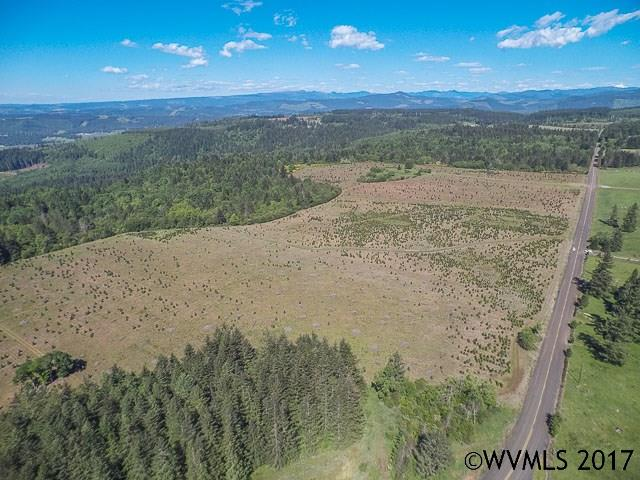 Image of  for Sale near Scio, Oregon, in Linn County: 169.27 acres