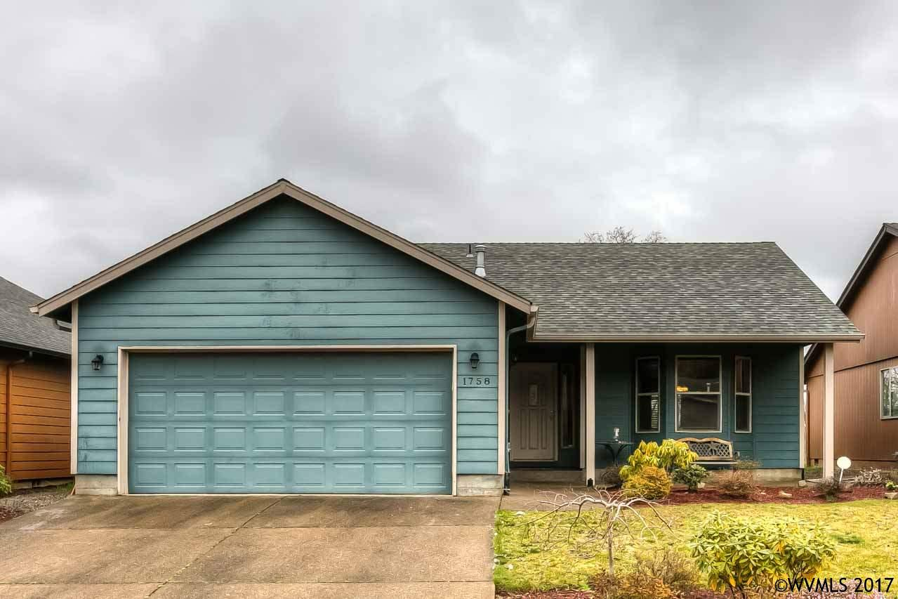 Photo of 1758  Salmon River St NW  Salem  OR