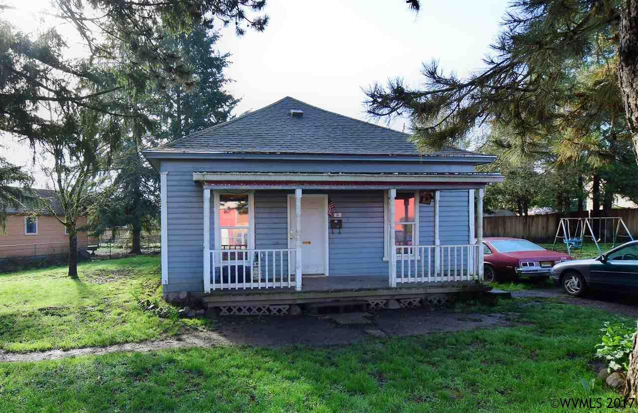 Photo of 348 SW Railroad St  Sheridan  OR