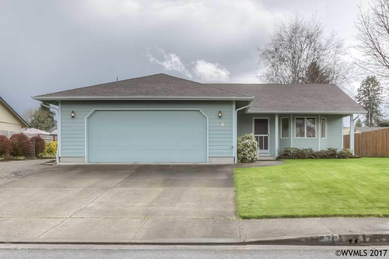 Photo of 870 N 10th Pl  Aumsville  OR
